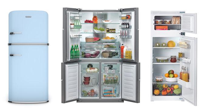 Migliori frigoriferi: a doppia porta e classe A++