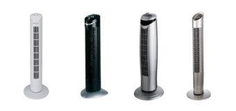 Migliori ventilatori a torre silenziosi