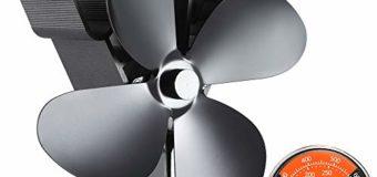 Migliori ventilatori per stufe a legna