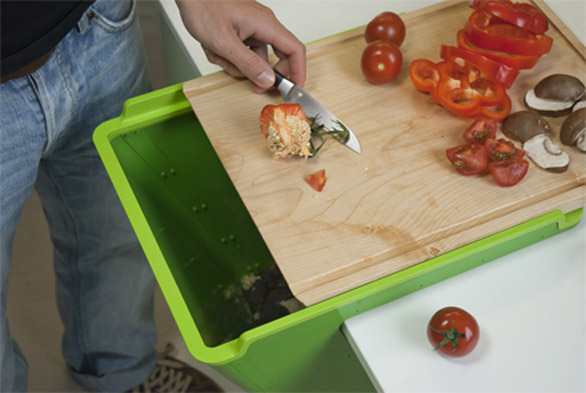 Compostiera da cucina