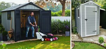 Migliori casette da giardino in pvc