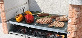 Piastra ollare per barbecue